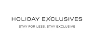Up to 10% off at Holiday Exclusives Logo