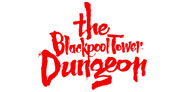 Save 35% off The Blackpool Tower Dungeon Logo